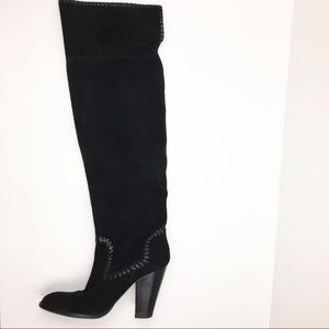 Michael Kors | Suede Over The Knee Boots